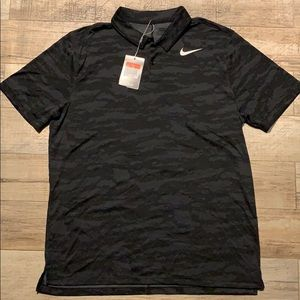 Nike Golf Standard dry fit polo!